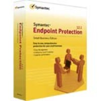Symantec Corp. Express Endpoint Protection Small Business Edition 12.1 Per User 12mo Essential Renewal Band C, F4GFOZZ0-ER1EC, 14626821, Software - Data Backup