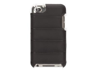 Griffin Elan Form Flight Case for iPod Touch 5G, Black, GB03079, 13337139, Carrying Cases - Phones/PDAs