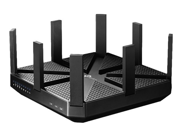 TP-LINK AC5400 Wireless Tri-Band MU-MIMO Gigabit Router, ARCHER C5400