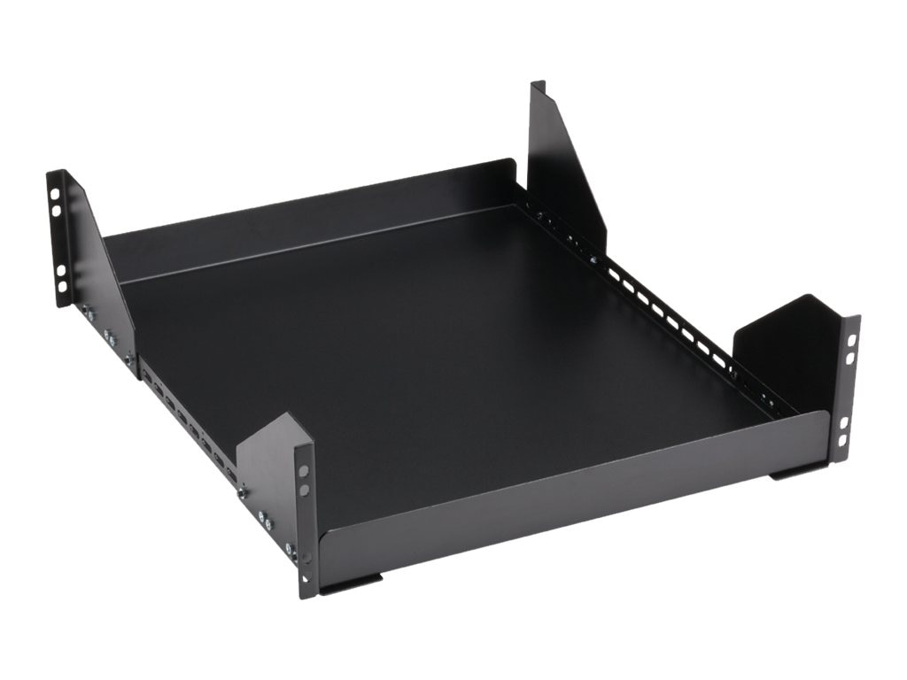 Black Box Elite Server Mount Cabinet Heavy Duty Solid shelf, RM590-R2