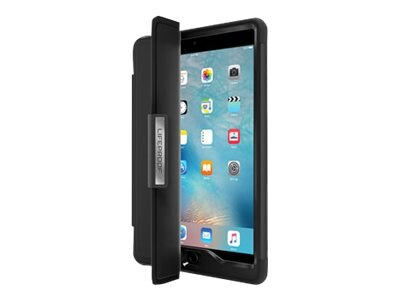 Lifeproof Nuud Portfolio Cover for iPad Air 2, Blacktop