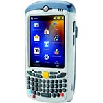 Zebra Symbol MC55A0-HC WLAN BT, TEAM, 2D Imager DL Cam, VGA, 256MB RAM 1GB Flash, Num Key, Win Mob 6.5, Std Batt