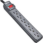 Tripp Lite Protect It! Surge Suppressor (6) Outlets, 6ft Cord, 360 Joules