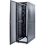 APC Netshelter SX 48U 600mm x 1200mm Enclosure HP 2000lb Shock Package