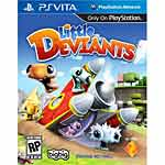 Sony Computer Entertainment America Sony Little Deviants, Playstation