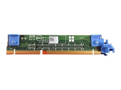 Dell PCIe Riser for (1x) PCIe x8 + (1x) PCIe x16 for Single Processor R630, 330-BBEX