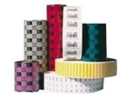 Zebra 4.33 Black 5319 Wax Printer Ribbon (6-Pack), 05319BK11045, 6251572, Printer Ribbons