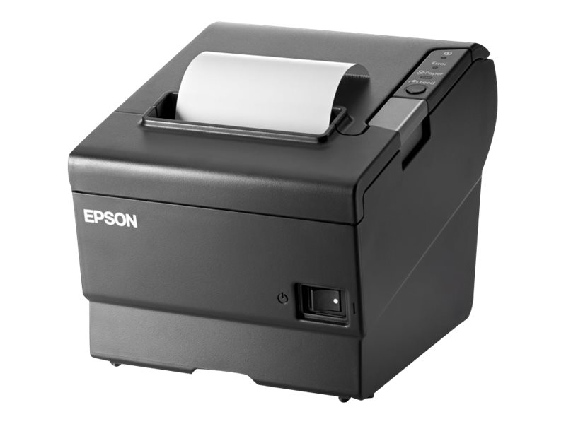 HP Epson TM-T88V Serial USB POS Printer, D9Z52AA#ABA, 17043111, Printers - POS Receipt