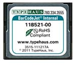 Typehaus Scalable Barcode Font Set for HP CF Printers, 11B581-30, 13666012, Printer Accessories