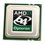 AMD Processor, Opteron 6C 4180 2.6GHz, 6MB L3 Cache