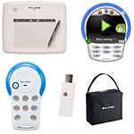 Elmo Manufacturing Bundle CRV-24 Student Response System with CRA-1 Wireless Tablet