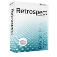 Retrospect Corp. Retrospect 7.7 Professional app 2 desktop laptop Clients Upgrade, APPUPGPRO077EN, 13750898, Software - Data Backup