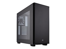 Corsair Chassis, Carbide 270R Mid Tower ATX, CC-9011105-WW, 33057257, Cases - Systems/Servers