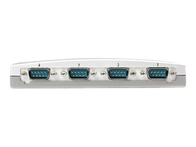 StarTech.com 4-Port USB to RS232 Adapter, ICUSB2324