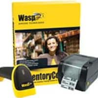 Wasp Inventory Control Standard w  WWS550i Cordless Barcode Scanner & WPL305 Barcode Printer, 633808920647, 13827648, Printers - Bar Code