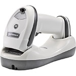 Zebra Symbol LI4278 Scanner, Presentation Cradle, USB A, 7ft Cable, P S (Country Specific Line Cord Reqd), White