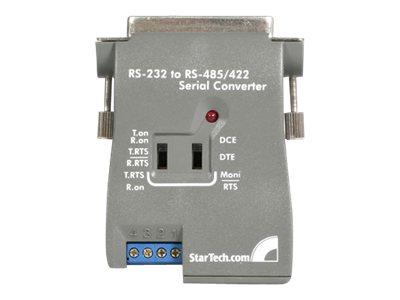 StarTech.com RS-232 to RS485 422 Serial Converter, IC485S, 248980, Controller Cards & I/O Boards