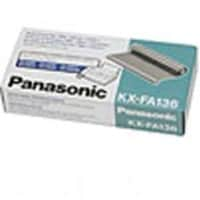 Panasonic Replacement Film Roll for Panasonic KX-FP200  KX-FM200 Series Fax Machines, KX-FA136(A/X), 139731, Printer Ribbons