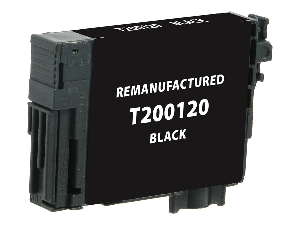 V7 T200120 Black Ink Cartridge for Epson XP-400, V7T200120