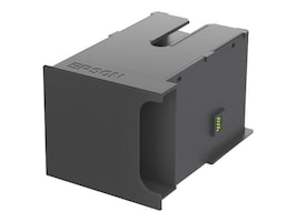 Epson Ink Maintenance Box for WorkForce Pro WP-4530, WP-4540 & WP-4020, T671000, 13758929, Printer Accessories