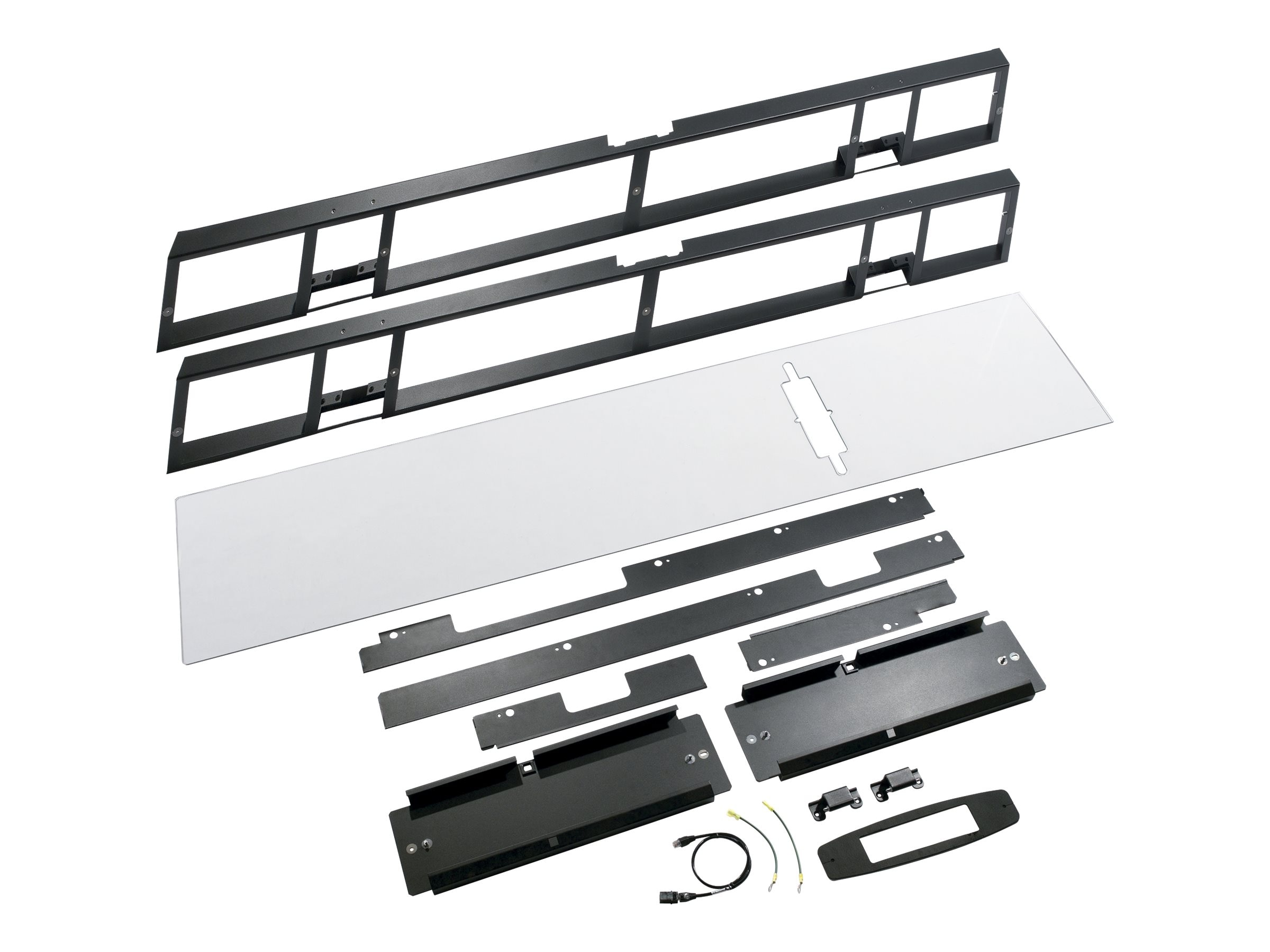 APC Rack Air Containment Front Assembly for InRow 600mm