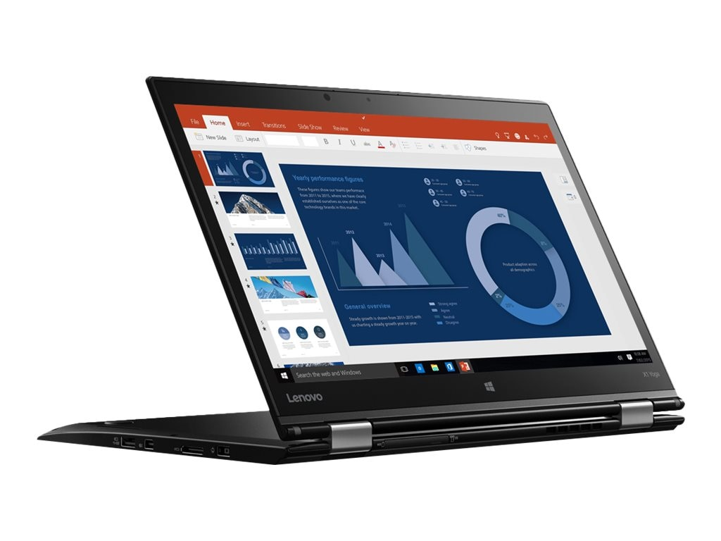 Lenovo TopSeller ThinkPad X1 Yoga G1 2.5GHz Core i7 14in display, 20FQ001VUS