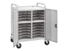 Da-Lite CT-LS20 Notebook Storage Cart, 6300, 7961672, Computer Carts