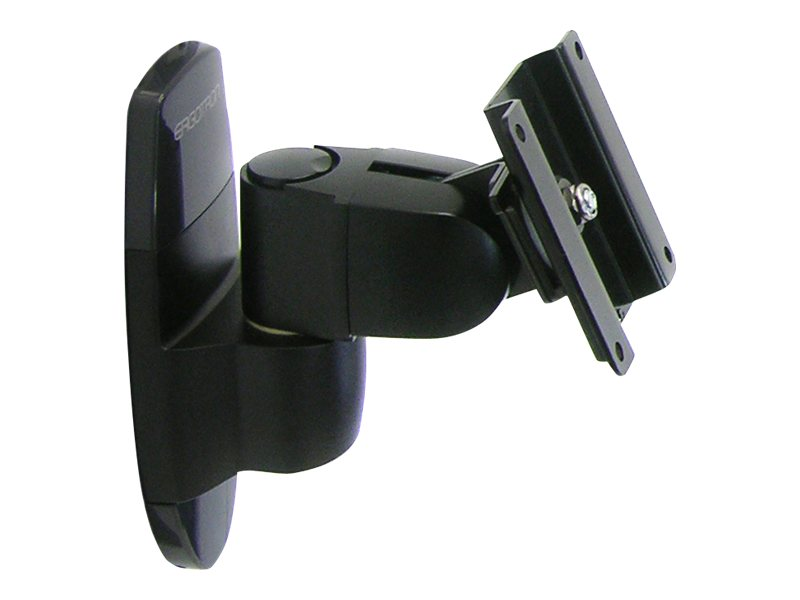 Ergotron Wall Mount Pivot, Black