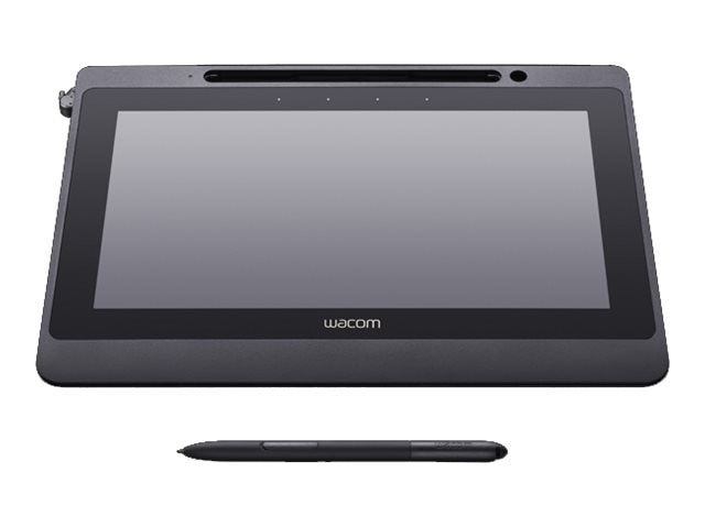Wacom DTU-1141 eDocument eSignature Solution, 10.6 HD LCD, RSA AES Encryption, Pen Tether, DTU-1141