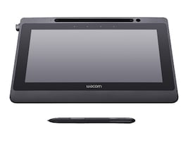 Wacom DTU-1141 eDocument eSignature Solution, 10.6 HD LCD, RSA AES Encryption, Pen Tether, DTU-1141, 31106692, Signature Capture Devices