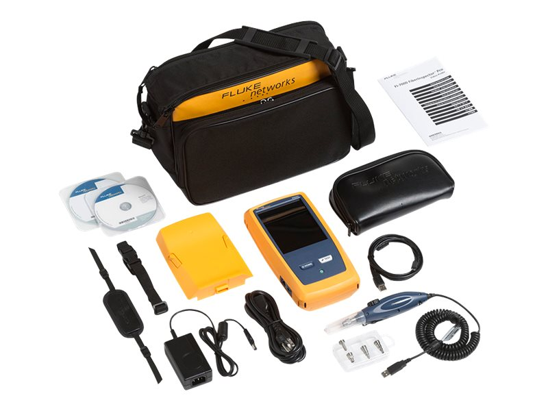 Fluke FI-7000 FiberInspector Pro, FI-7000 120, 17298860, Network Test Equipment