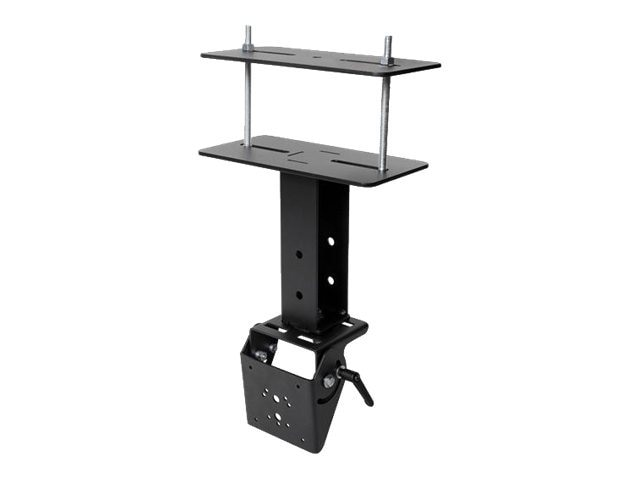 Gamber-Johnson Extended Overhead Guard Forklift Mount with Clam Shell
