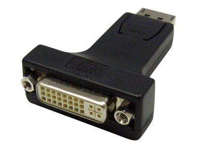 4Xem DisplayPort to DVI M F Adapter, 4XDPMDVIFA, 16922202, Adapters & Port Converters