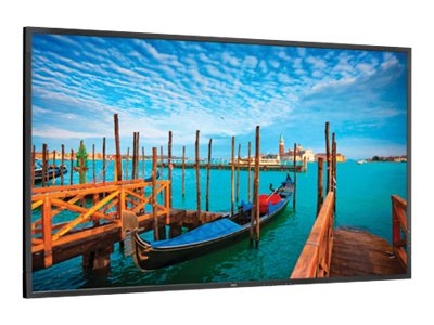 NEC 55 V552 Full HD LED-LCD Display, Black, V552