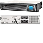 APC Smart-UPS C 1500VA 900W 120V 2U RM LCD USB I F, EXCLUSIVE Buy - Save $30