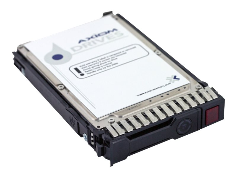 Axiom 2TB SAS 7.2K RPM SFF Internal Hard Drive, 765466-B21-AX, 30653424, Hard Drives - Internal