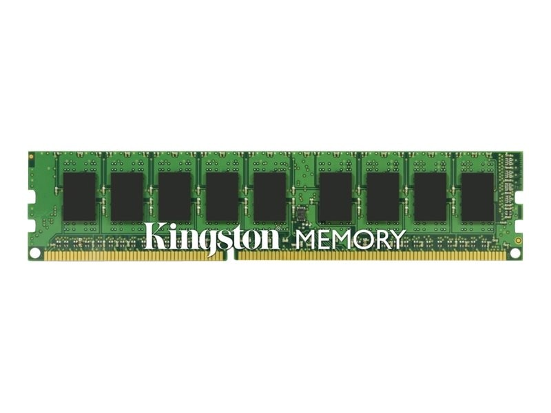 Kingston 8GB PC3-10600 240-pin DDR3 SDRAM UDIMM, KVR1333D3E9S/8G, 13531767, Memory