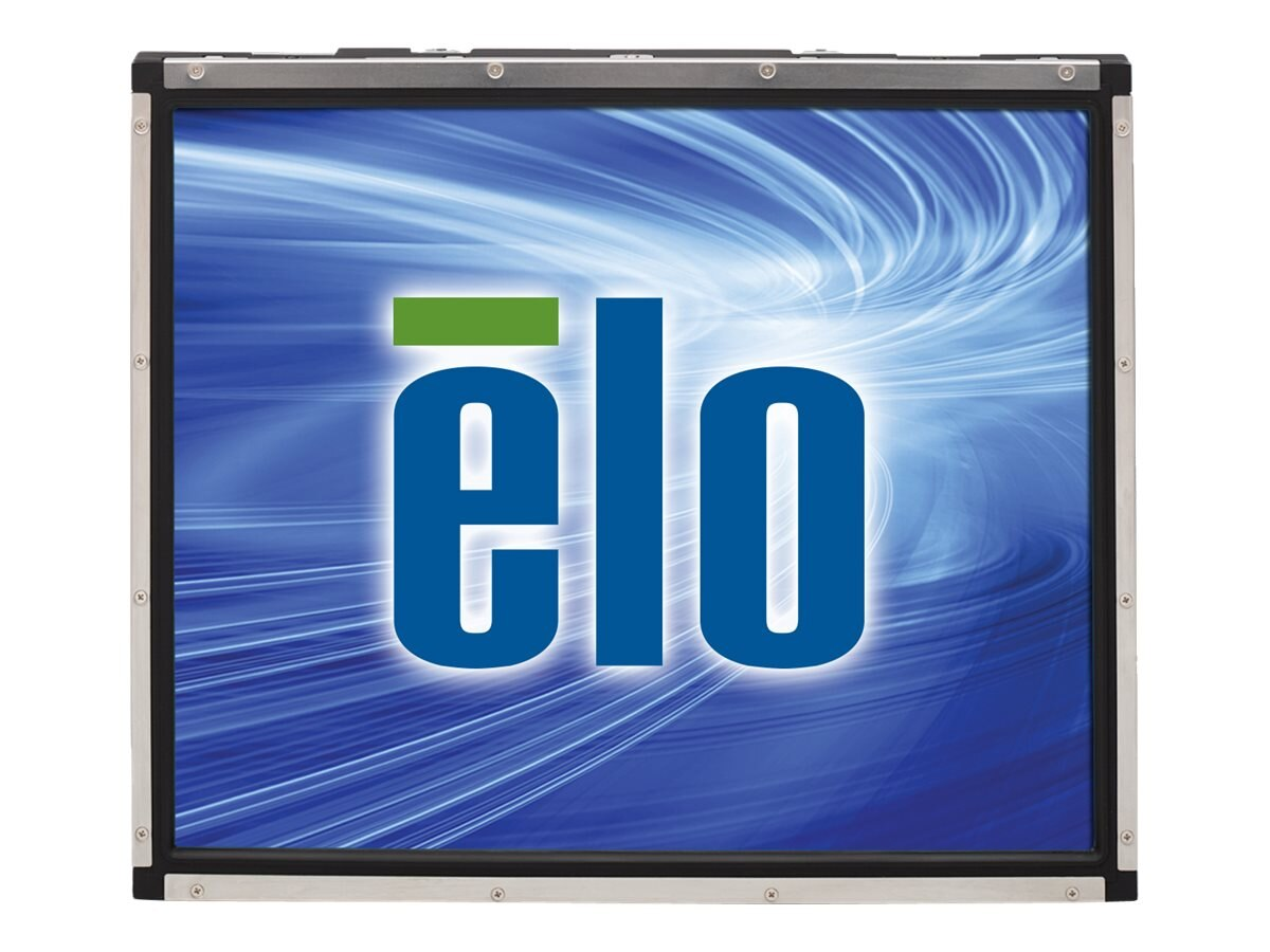 ELO Touch Solutions 1739L 17 Open-Frame Touchmonitor AccuTouch, Dual Serial USB, Antiglare