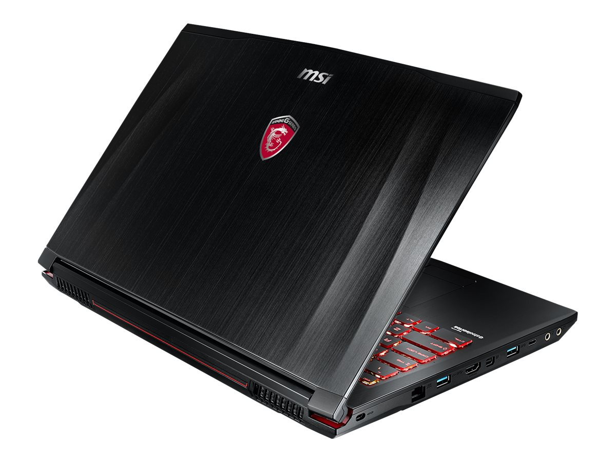MSI GE62VR Apache Pro-001 Notebook PC, GE62VR APACHE PRO-001
