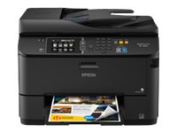 Epson WorkForce Pro WF-4630 All-in-One Printer - $299.99 less instant rebate of $67.00, C11CD10201, 17456741, MultiFunction - Ink-Jet