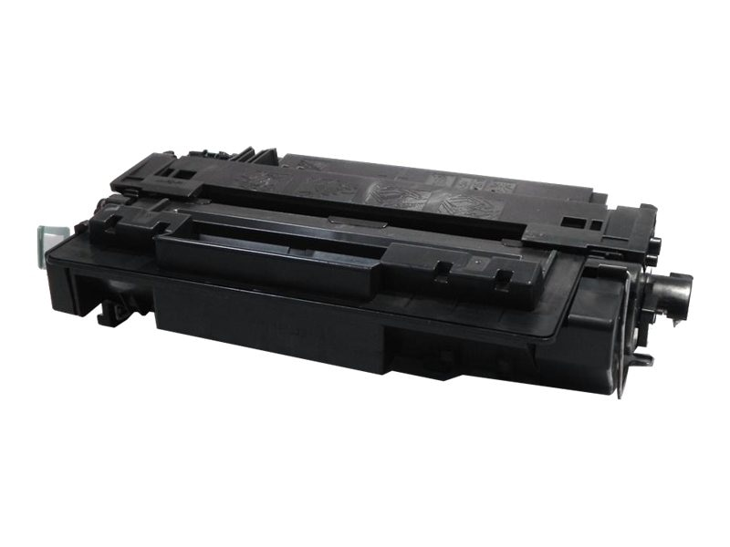 Ereplacements CE255A Black Toner Cartridge for HP LaserJet P3015, CE255A-ER, 15182847, Toner and Imaging Components