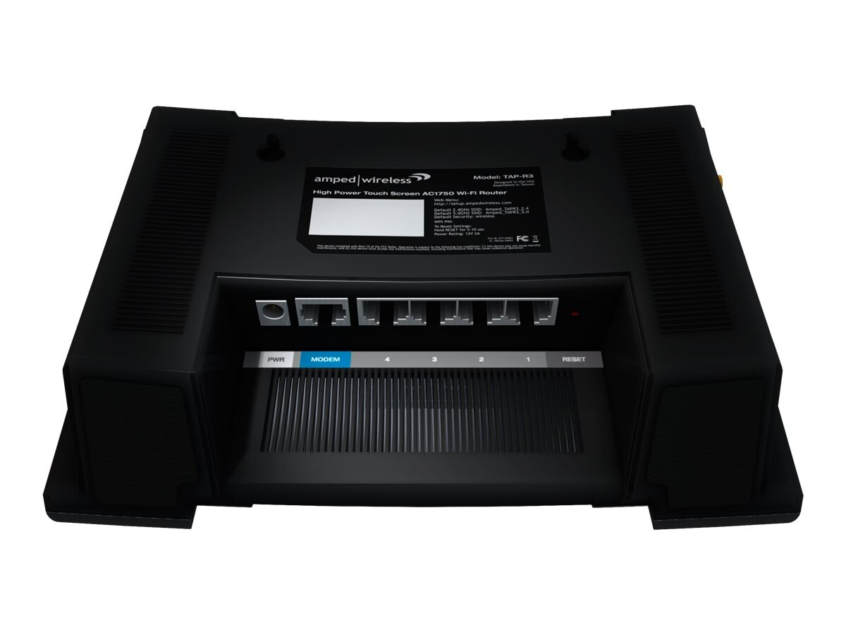 Amped Wireless TAP-R3 Image 4