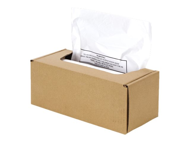 Fellowes Waste Bags for AutoMax 500C & 300C (50-Per-Roll), 3608401, 21086819, Paper Shredders & Trimmers