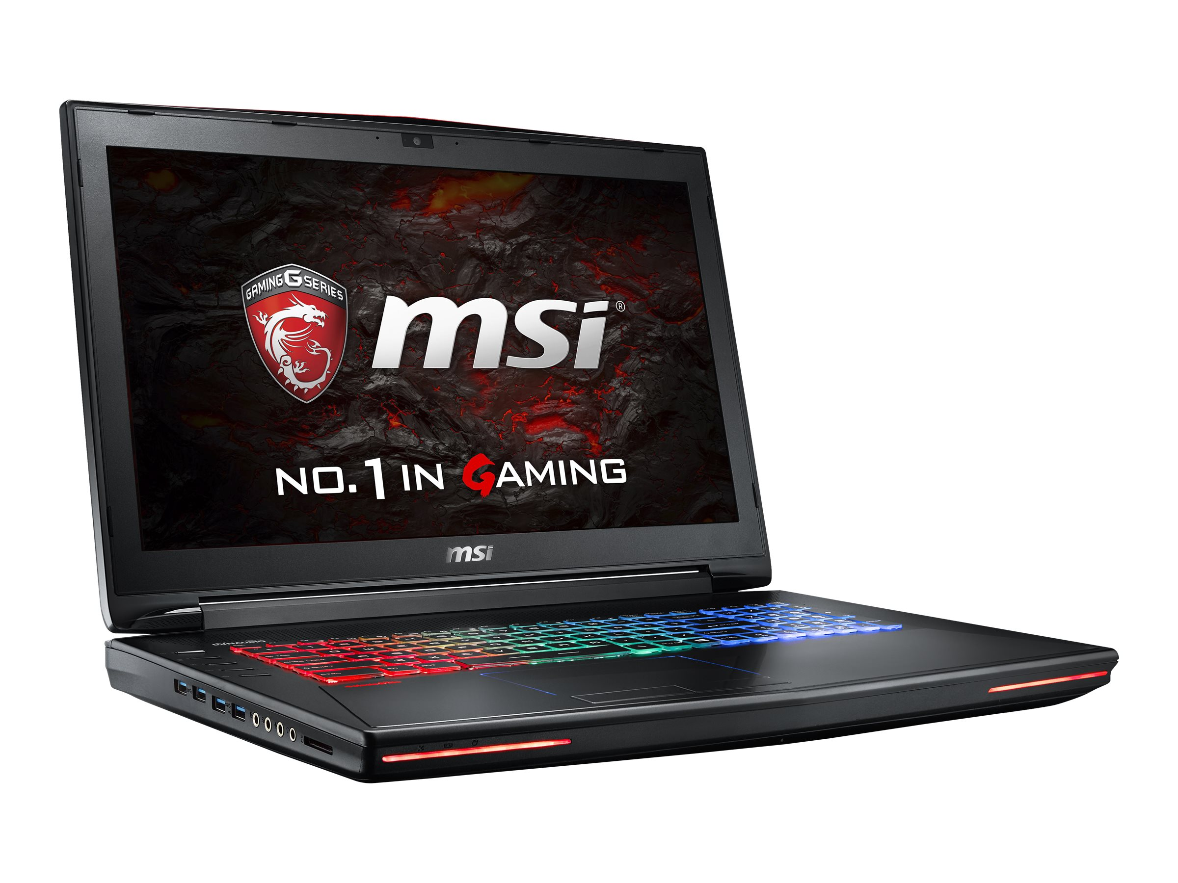 MSI Computer GT72VR257 Image 3