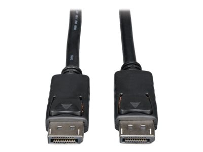 Tripp Lite DisplayPort Audio Video Cable, 15ft, P580-015, 8957341, Cables