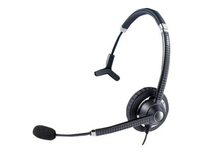 Jabra Voice 750 Mono Headset, Dark Gray