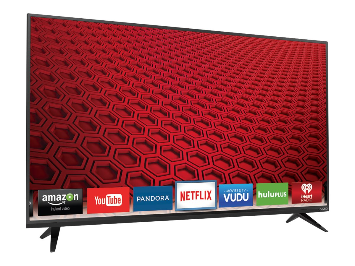 Vizio 43 E43-C2 LED-LCD TV, Black, E43-C2, 18404450, Televisions - LED-LCD Consumer