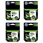 HP 932XL 933XL Ink Combo Pack