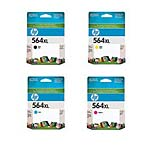 HP 564XL Ink Cartridge Value Pack