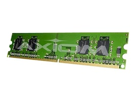 Axiom 2GB PC2-6400 DDR2 SDRAM DIMM for Select Models, A1229322-AX, 15622486, Memory
